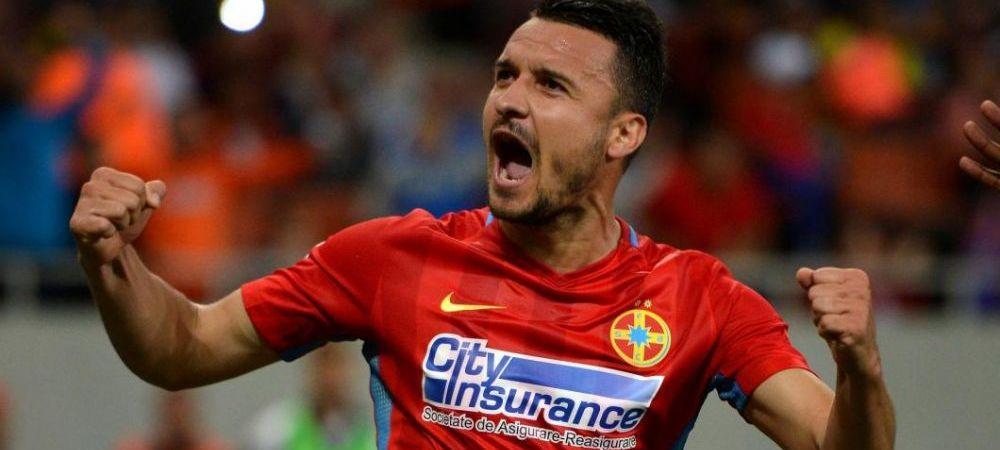 """""""Probabil as fi ramas la Steaua!"""" Budescu a explicat 'episodul Craiova': in ce conditii a plecat de la echipa lui Becali"""