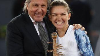 """Ilie Nastase, dupa eliminarea Simonei Halep de la US Open: """"Staff-ul ei a gresit! Parca nici nu mai are nevoie de antrenor!"""""""