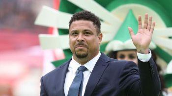 OFICIAL! Brazilianul Ronaldo a devenit patron de club in La Liga! Cat a platit pentru 51% din actiuni