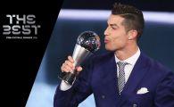 FIFA THE BEST | Cristiano Ronaldo, Modric si Salah, FINALISTI in cursa pentru titlul de Jucatorul Anului! VOTEAZA AICI!