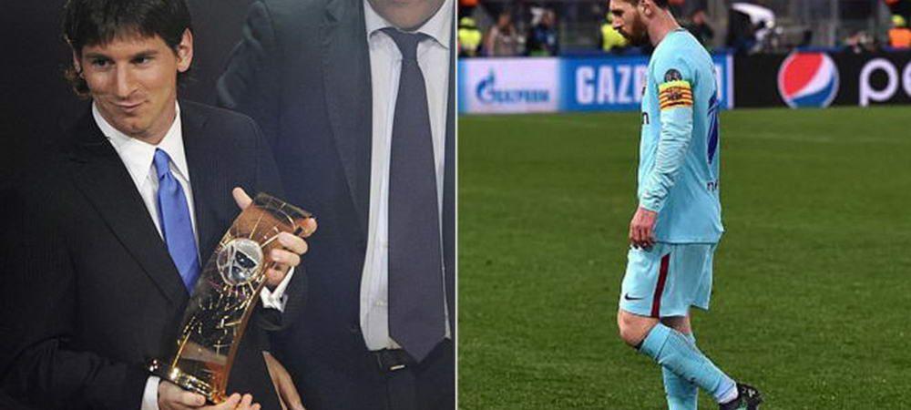 """Fotbalul intra intr-o ERA noua! Dupa 12 ani, Messi n-a mai prins finala pentru jucatorul anului! Ce alt """"greu"""" a fost ignorat de FIFA!"""