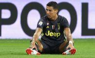 Cum a fost surprins Cristiano Ronaldo dupa inca un meci fara gol la Juventus! Portughezul nu face o drama din startul slab la noua echipa | FOTO