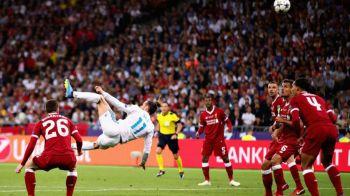 Ronaldo, Messi si Bale se lupta pentru trofeul Puskas! Surpriza URIASA: 3 nume pe care nu le astepta NIMENI in lupta pentru golul anului! AICI vezi golurile
