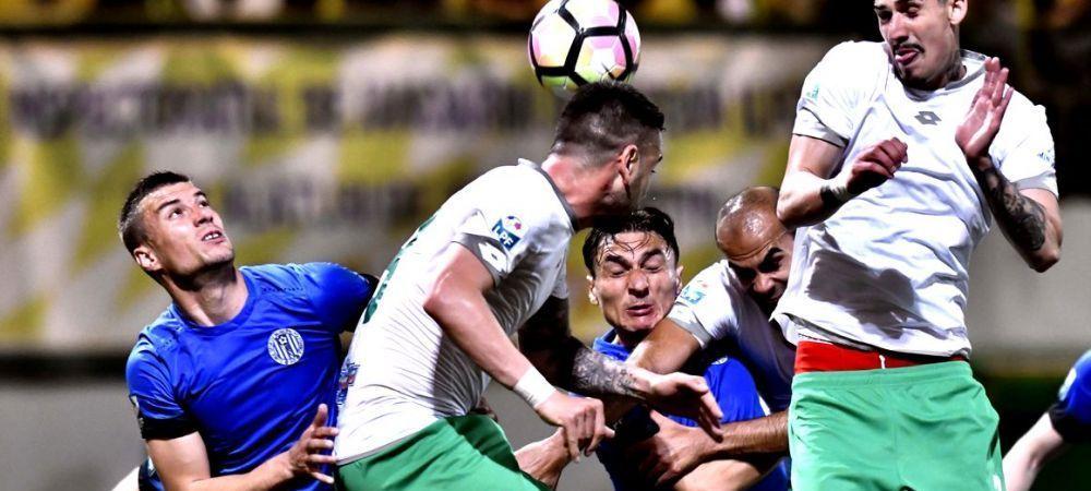 Poli Iasi 3-0 Chiajna   Spectacol total facut de baietii lui Stoican   Qaka a jucat tot meciul la doar cateva ore dupa ce a ajuns la Iasi
