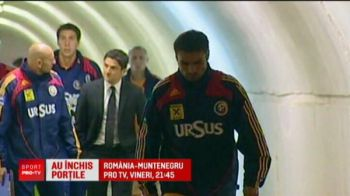 ROMANIA - MUNTENEGRU, NATIONS LEAGUE, la PRO TV | Nationala joaca fara spectatori la Ploiesti! I-a mers bine fara suporteri in Ungaria si Grecia