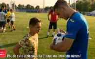 """""""Nu-l stii pe Nita? De cand a plecat de la Steaua nu-l mai cunoaste nimeni!"""" :)) Faza GENIALA la nationala"""