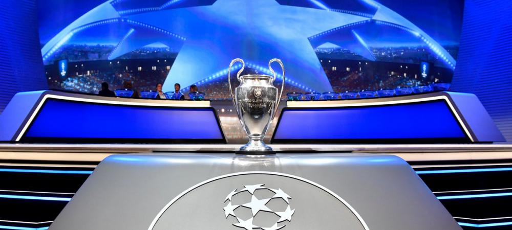 UNIC in istoria fotbalului! Vor sa conteste tragerea la sorti din Champions League dupa ce au picat intr-o grupa TERIBILA! Anuntul momentului