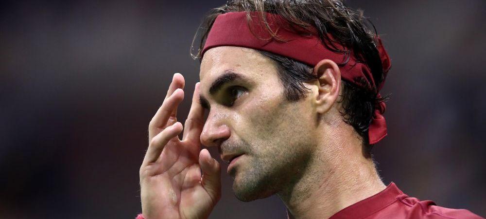 Noaptea in care greii au picat! Soc la US Open: Federer, eliminat de locul 55 ATP in optimi! Sharapova a pierdut si ea cu Suarez Navarro