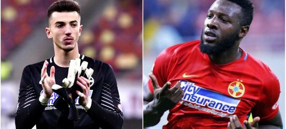 EXCLUSIV | Ce s-a intamplat in vestiar intre Gnohere si Andrei Vlad, dupa meciul cu Rapid Viena! Anamaria Prodan a spus tot