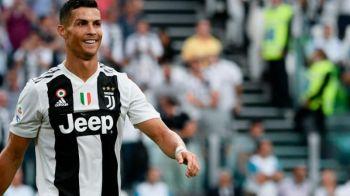 Dupa Ronaldo, PRAPASTIE! Lista salariilor din Italia a fost publicata! Salariul urias al portughezului