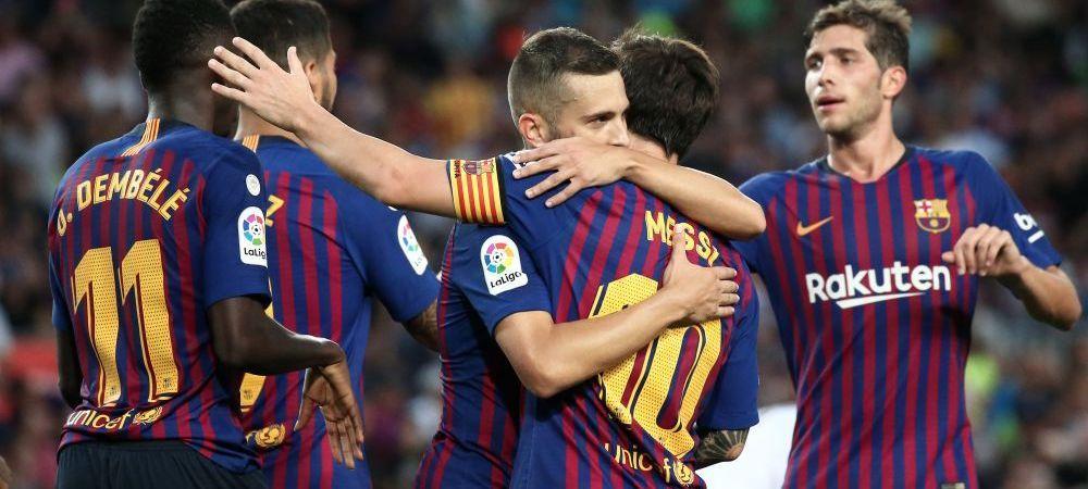 Barca si Real au anuntat lotul pentru Champions League! Vezi aici pe ce jucatori mizeaza Valverde si Lopetegui