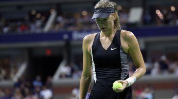 """Acuzatii grave la US Open! Organizatorii ar fi favorizat-o pe Sharapova: """"Este foarte nedrept!"""""""