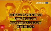 "Romania l-a gasit pe noul Hagi! ""Sutez ca el!"" Raspunsul genial al unui fotbalist din nationala"
