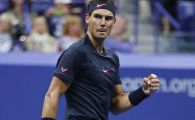 FA-BU-LOS! Nadal, in semifinale la US Open dupa un meci maraton cu Thiem: a revenit dupa 0-6 in primul set