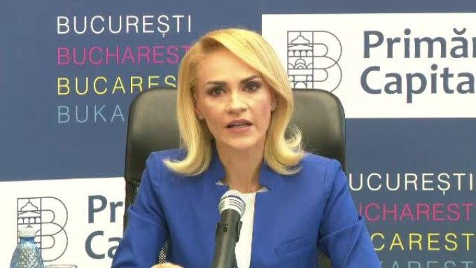 """Gabriela Firea, nou atac la adresa lui Liviu Dragnea: """"Nu-mi plac şobolănismele"""""""