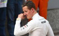 """""""Adio, Schumacher!"""" Fanii germanului si-au amintit de cel mai dureros moment! Ce clip au postat"""