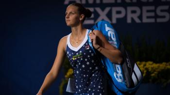 Pliskova a inceput sa planga dupa meciul cu Serena. DRAMA pe care o traieste in Statele Unite