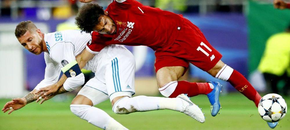 Abia acum s-a aflat! Ce le-a cerut Zidane lui Ramos&Co la finala cu Liverpool: Salah a iesit de pe teren plangand