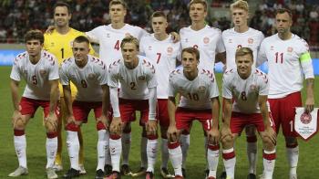 Danemarca a trimis pe teren un 11 de amatori, din care au facut parte un tamplar si un mecanic de barci, la meciul cu Slovacia. Cat s-a terminat partida