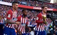 United si Real se lupta pentru un campion mondial de la Atletico! Fotbalistul mai are 5 ani de contract