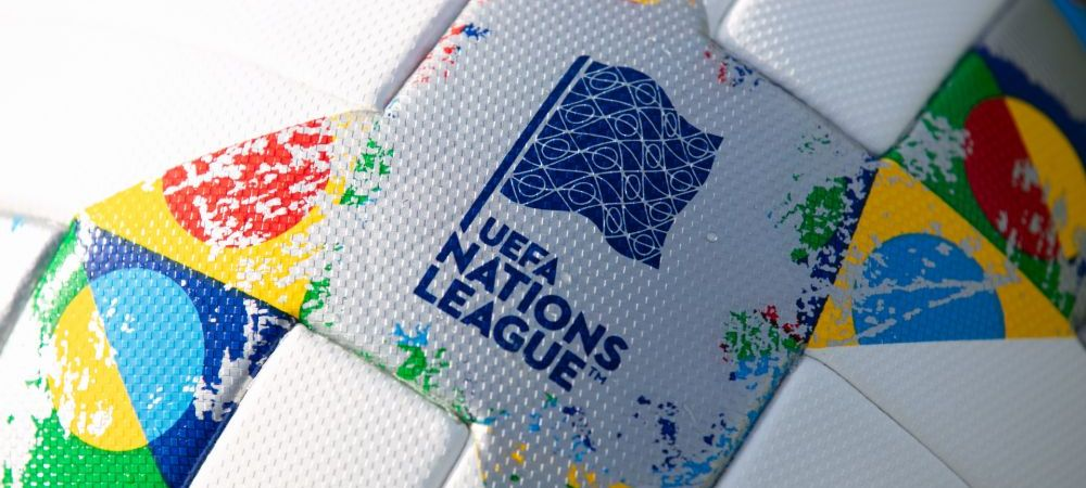 Asa arata mingea cu care Romania va juca in Nations League! Balonul va fi folosit in premiera diseara