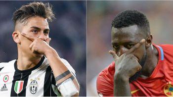 S-a bucurat ca Dybala, acum l-a copiat pe Cristiano! Ce fotografie a postat Bizonul Gnohere pe Instagram: FOTO
