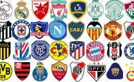 Au fost votate cele mai frumoase embleme de club din lume! Cum arata TOP 10, cu 5 echipe din afara Europei