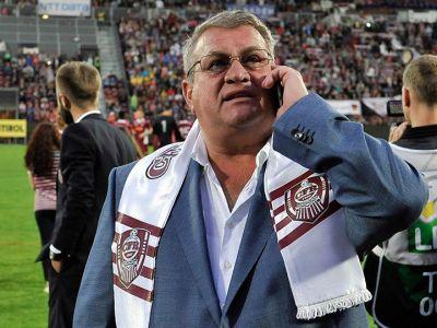 Cum putea pierde CFR Cluj 9 puncte in clasament! Decizia luata de finantatorul clubului, las un pas sa distruga sansele echipei la titlu