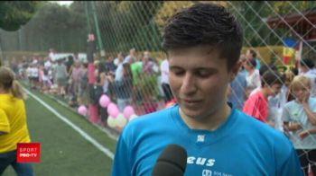 Belodedici, Sanmartean si Giani Kirita s-au intors pe terenul de fotbal! Au facut egal cu o echipa de copii