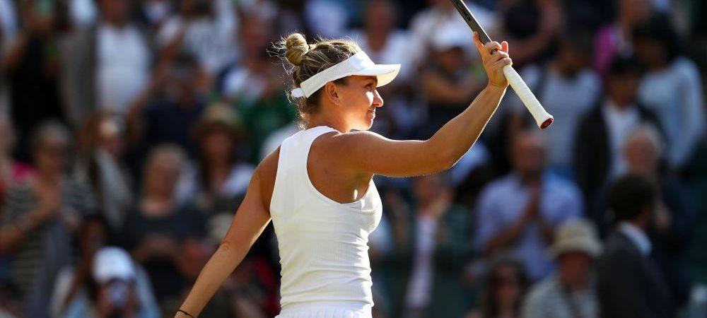 "Laudata de americani! Desi a pierdut in primul tur la US Open, Simona Halep a dat ""o lectie de viata"" in acest sezon"