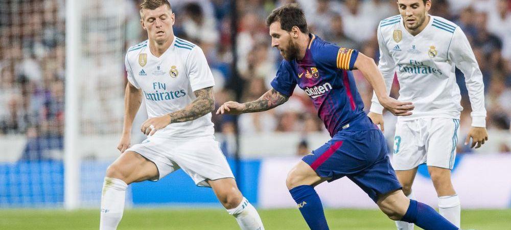 S-a anuntat oficial cand se joaca El Clasico! Este primul derby dupa plecarea lui Cristiano