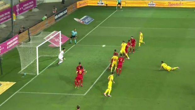 ROMANIA 0-0 MUNTENEGRU, NATIONS LEAGUE   Debutam cu egal, fara goluri, in Nations League! Chiriches si Pintilii s-au accidentat! Keseru a ratat cea mai mare ocazie: VIDEO