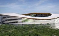 Situatie INCREDIBILA! Au facut stadion nou cu 22 de milioane de euro, dar joaca in parcare pe sintetic! Anuntul primariei