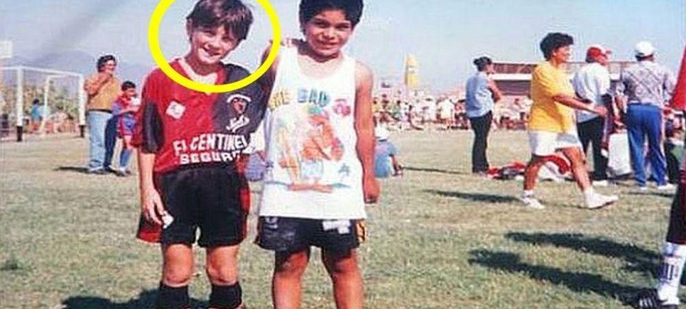 "Cea mai mare greseala din fotbal! N-au vrut sa-l pastreze pe Messi | ""Mi-au raspuns ca mai avem si altii la fel"""