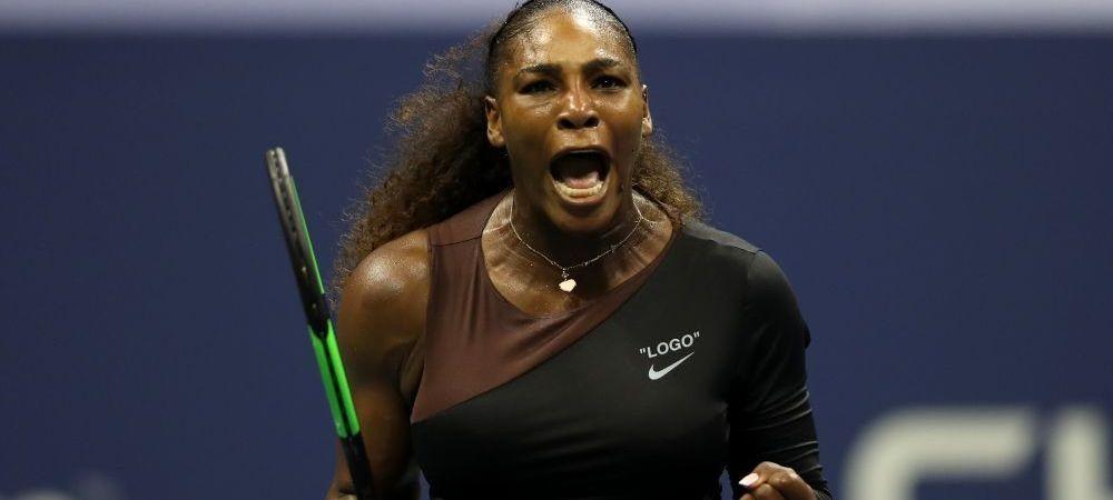 """Strigatul de lupta al Serenei Williams! Americanca isi avertizeaza rivalele dupa calificarea in finala: """"E doar inceputul!"""""""