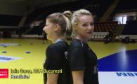 ROMANIA - MUNTENEGRU, LIVE PRO TV, 21:45 | La fotbal e razboi, la handbal prietenie! Ce spun Iulia Curea si Majda Mehmedovic, handbalistele CSM-ului