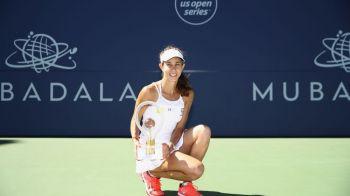FOTO   Implicata in scandalul momentului in tenis, Mihaela Buzarnescu isi vede de recuperare! Cum se trateaza pentru a fi apta la turneele din Asia