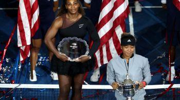 """""""Continua sa fie o inspiratie!"""" Organizatorii US Open o lauda pe Serena si ii cer scuze: """"Nu putem schimba deciziile arbitrilor!"""" REACTIE BIZARA dupa finala"""