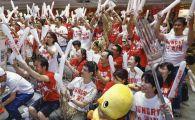 FOTO | Bucurie fara margini! Cum au sarbatorit japonezii victoria lui Osaka de la US Open
