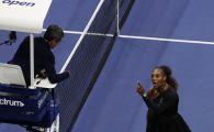 "CTP, reactie dura la adresa Serenei Williams: A FACUT-O PRAF dupa scandalul din finala US Open! ""Frustrata si nervoasa! I-a aruncat stadionul in cap lui Osaka!"""