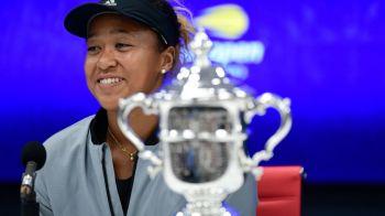 """""""In clasa a treia am scris o compunere! Se numea: """"Vreau sa fiu ca Serena"""""""". Declaratia care umbreste tot scandalul de la finala US Open, facuta de Naomi Osaka"""