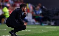 "Cholo Simeone, dat de gol de sora sa: ""E o chestiune de timp pana cand va ajunge acolo"". Unde pleaca de la Atleti"