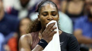 ULTIMA ORA | WTA a amendat-o pe Serena Williams dupa scandalul din finala US Open! Cati bani i-a luat WTA din premiul de 1.8 milioane $