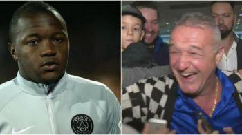 "Cum a reactionat francezul Ongenda dupa ce a fost facut praf de Gigi Becali: ""Cand e el pe teren, Botosaniul are om in minus"""