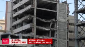 SPECIAL | Belgrad, un oras marcat si acum de urmele razboiului! Cum arata muzeul Iugoslaviei si ce spun sarbii despre meciul cu Romania