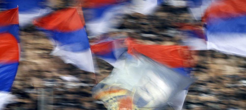 SERBIA - ROMANIA, LIVE LA PROTV, 21:45   Galeriile lui Partizan si Steaua Rosie vor sa boicoteze meciul! Motivul incredibil invocat de fanii sarbi