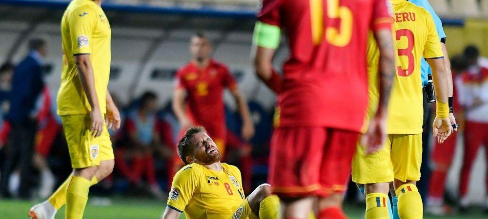 Ce lovitura pentru Dica! Pintilii a aflat cate meciuri rateaza dupa accidentarea de la nationala