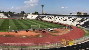 SERBIA - ROMANIA, LIVE PROTV 21:45 | Sarbii asteapta 14.000 de suporteri la meci! Cati romani vor fi in tribune