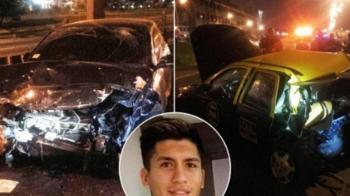 Socant! Un fost jucator al Bocai Juniors, arestat pentru uciderea a doi oameni intr-un accident! VIDEO