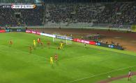Tucudean, ce GOL pentru Romania! Reusita salvatoare din meciul cu Serbia. VIDEO
